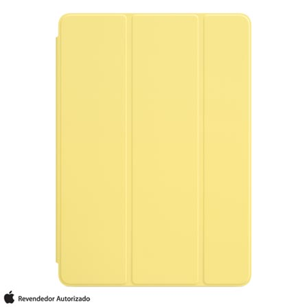 Imagem para Capa para iPad Air 2 Smart Cover Amarela - Apple - MGXN2BZ/A a partir de Fast Shop